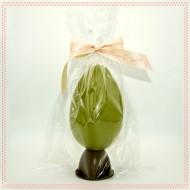 uovo Hodeidah di cioccolato bianco e the verde matcha
