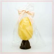 uovo Hodeidah di cioccolato bianco