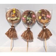 Lollipop Cioccolato Pasqua
