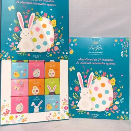 Scatola Cioccolatini Pasqua